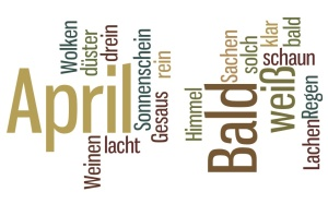 April Wordle